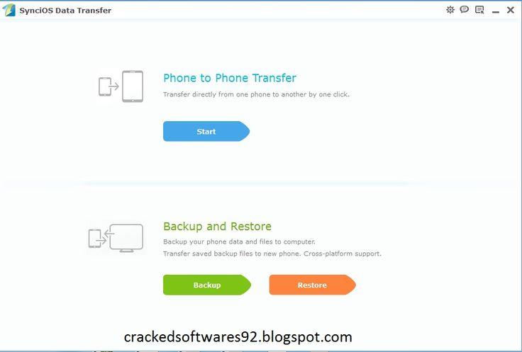 Download Free Softwares: SynciOS Data Transfer 1.1.3 + Crack  http://www.androidfreeapplications.com/2015/07/syncios-data-transfer-113-crack.html  www.adnroidfreeapplications.com