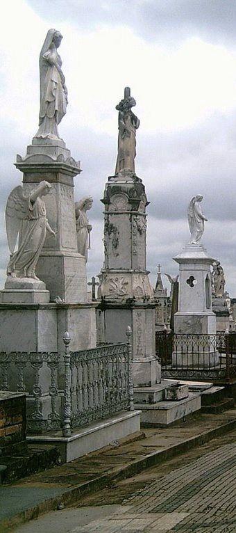 Cemetery of Saudade, Campinas - Brazil