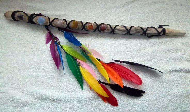 Talking Stick #2 – SOLD | Theta Healing Illinois