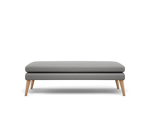 Harper Extra Large Footstool | M&S