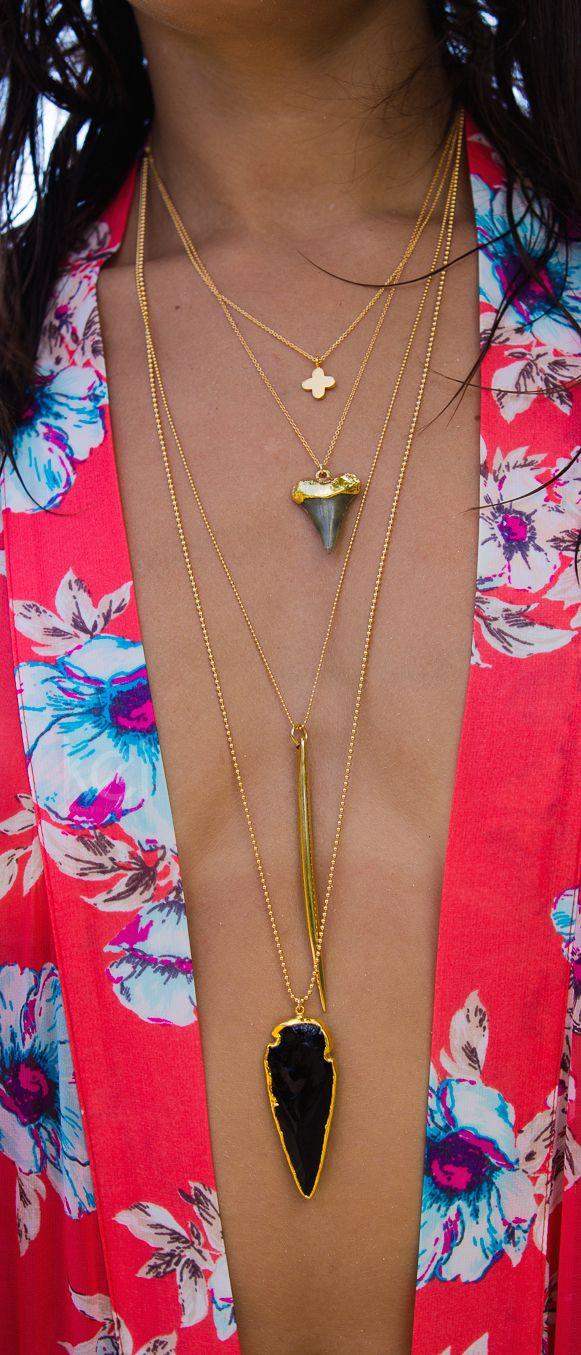 layered to perfection | kei jewelry