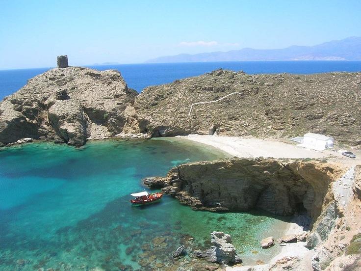Pirgos beach