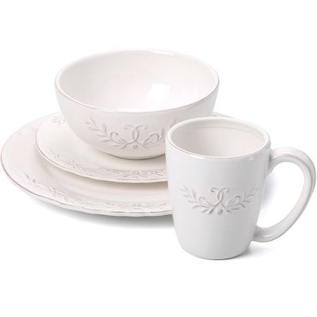 Hostess Tip: Neutral dinnerware offers flexible style for any occasion. Whether you're prepping for a wedding reception, throwing a tea party, or hosting a...