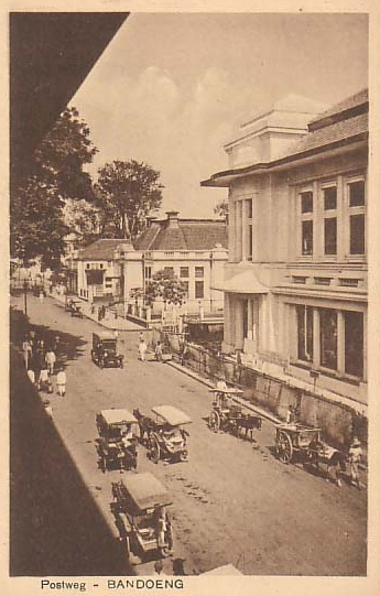 Postweg Bandung