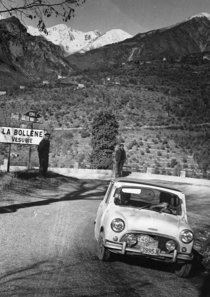1962 Rally Monte Carlo
