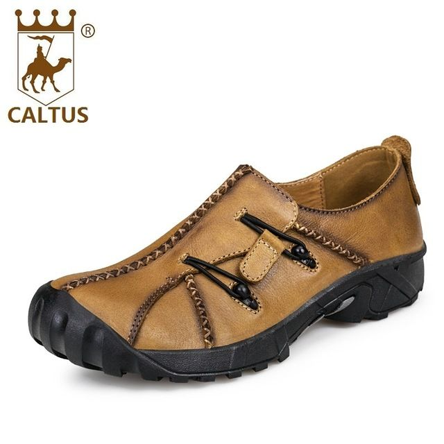 Promotion price Caltus Dress Shoes For Men Breathable New Fashion Men Genuine Leather Loafers Good Quality Working Shoes AA20571 just only $47.31 with free shipping worldwide  #menshoes Plese click on picture to see our special price for you