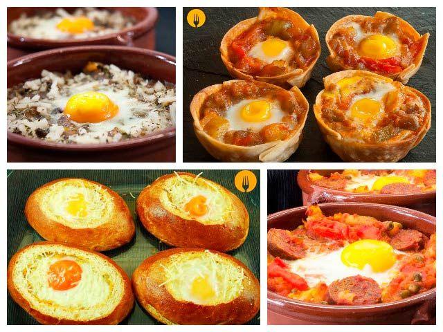 ¿Siempre cocinas los huevos igual? Con esta selección de recetas originales con huevos que te hemos preparado sorprenderás y les sacarás el máximo partido.