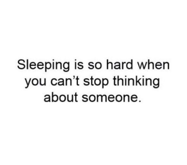 Cant Stop Thinking About You Quotes: 25+ Best Can't Sleep Quotes On Pinterest
