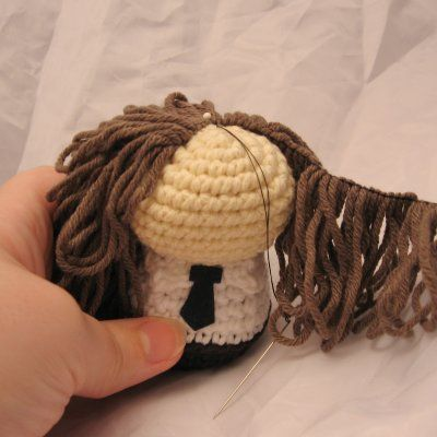 17 Best images about Amigurumi doll hair styles on ...