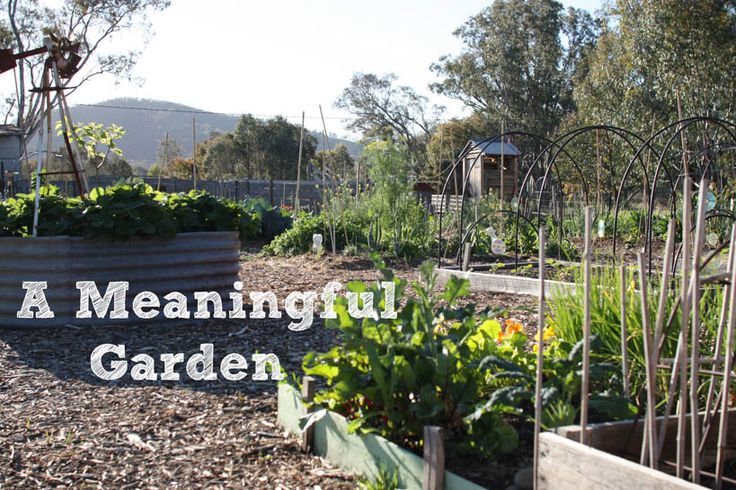 I'm guest posting over at A Meaningful Garden || thinkbiglivesimply.com talking about what gardening means to us at 13 Acres  xx