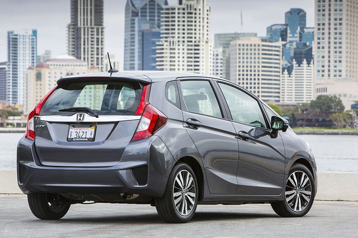 honda fit 2015 (8). Get the EX L package it has heated seats, navigation, and moon roof.