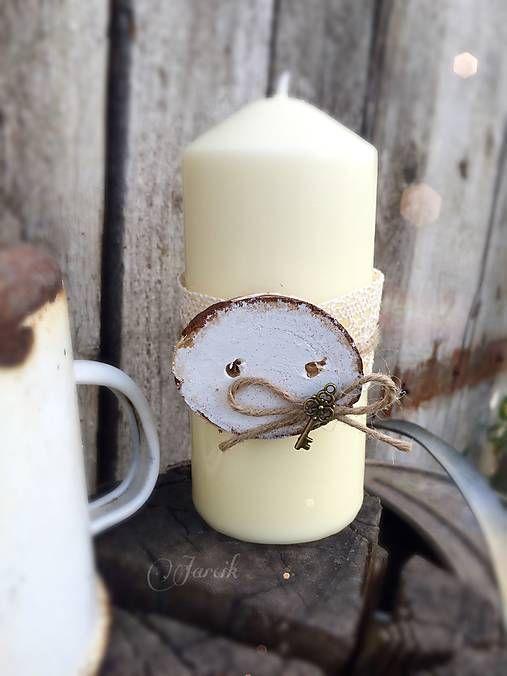 jarcik / Vianočná sviečka {Key}