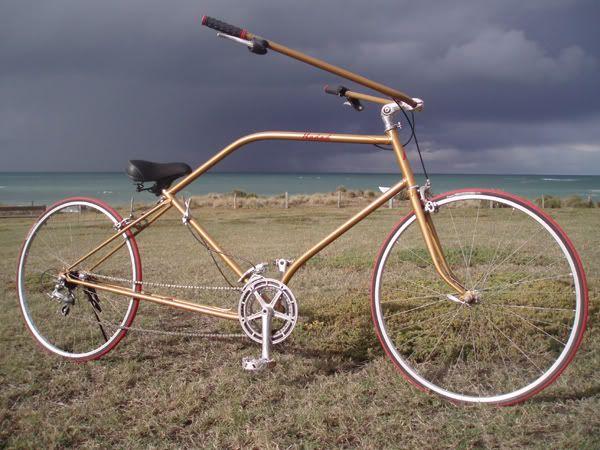 Interesting Lowrider bike