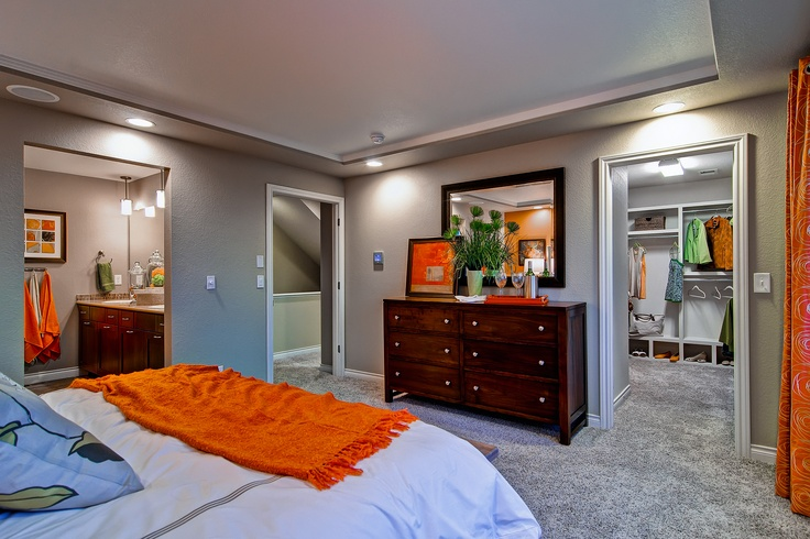 Genesse  Master Bedroom #Masterbedroom #homedecor #interiordesign #modelhome