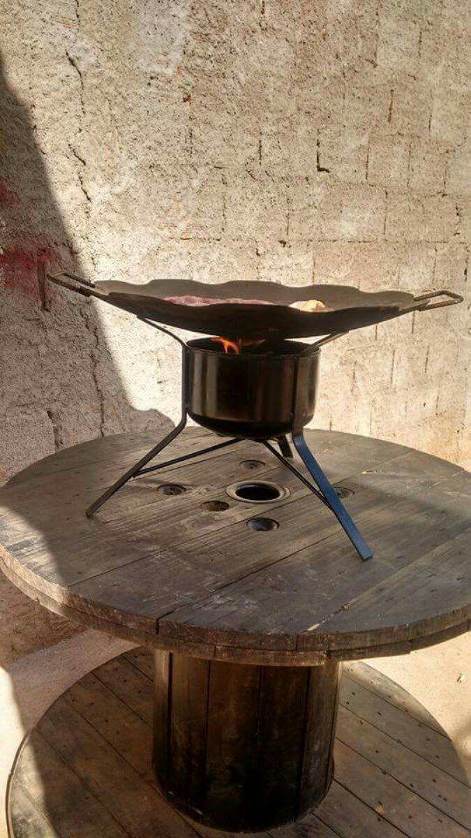 churrasqueiras de disco de arado
