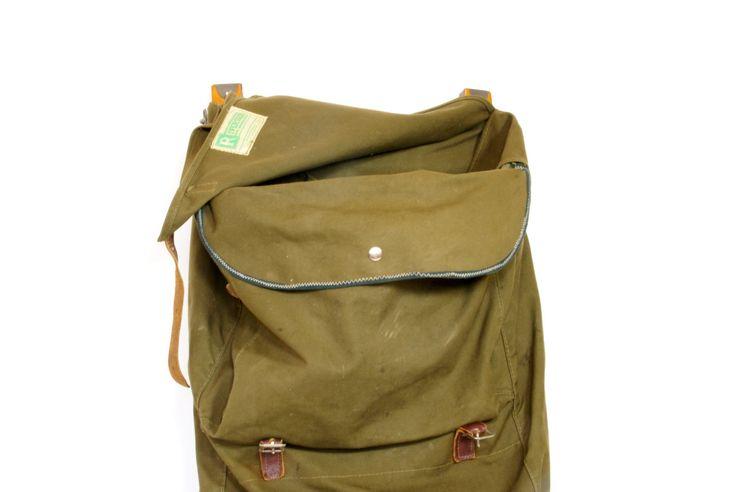 how to make a rucksack backpack