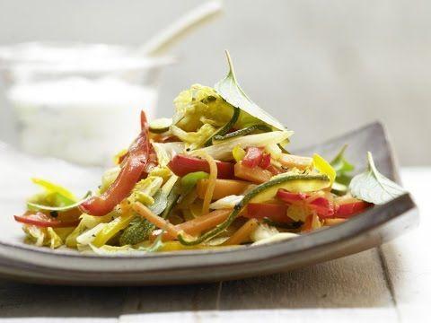 Жареные овощи на сковороде