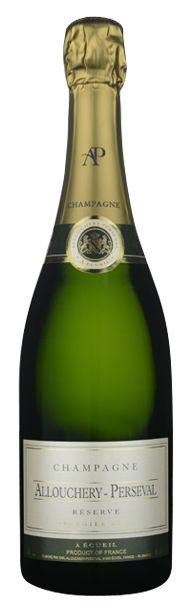 Vin à la carte présente le Champagne Allouchery-Perseval. Cuvée Brut Réserve. Il associe le fruité du Pinot Noir et la finesse du Chardonnay pour accompagner délicieusement vos apéritifs et repas les plus raffinés. Notre Brut Réserve est également disponible en magnum (2 bouteilles), en jéroboam (4 bouteilles) et mathusalem (8 bouteilles). #vinalacarte #champagne #champagnealloucheryperseval #alloucheryperseval