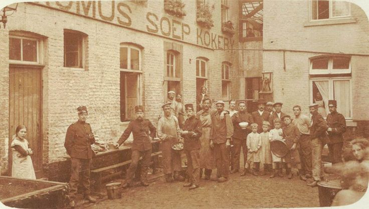Mestreech: Momus soepkokerij 1908 !