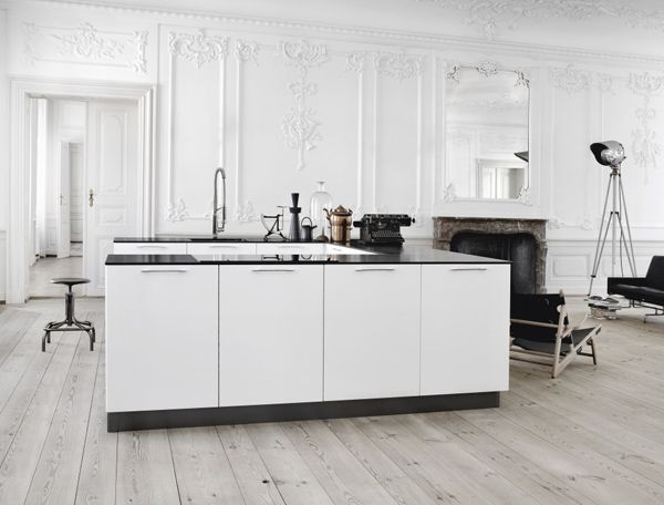 ... Keuken  Kitchen on Pinterest  High ceilings, Blog and Floor lamps