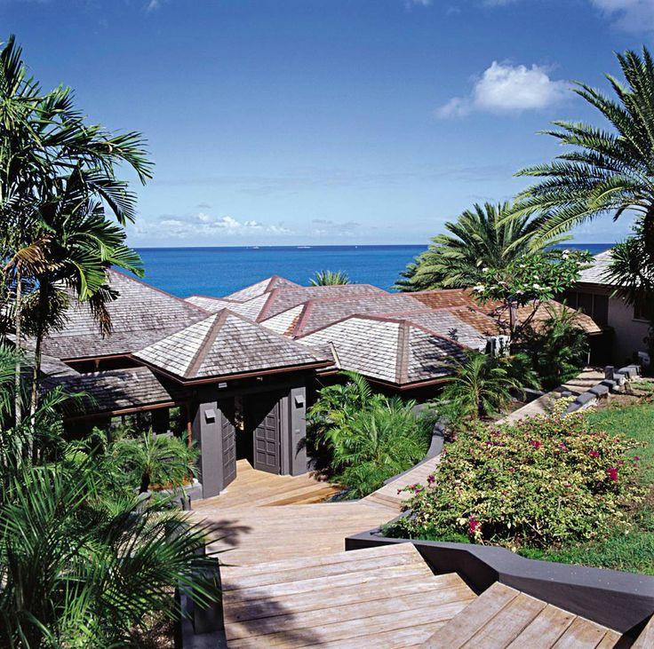 giorgio armani beach home in antigua caribbean travel