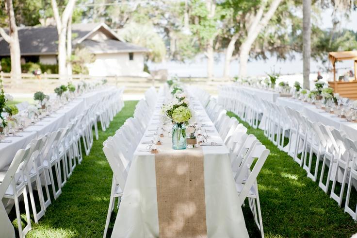 White Table Linens