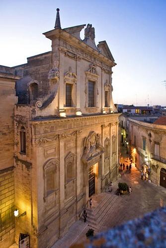 Lecce, chiesa del buon consiglio