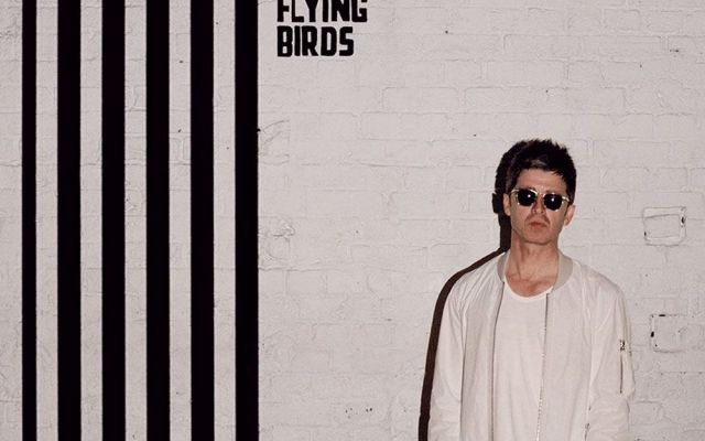 Noel Gallagher high flying birds, tour 2015 #noelgallagher #tour2015