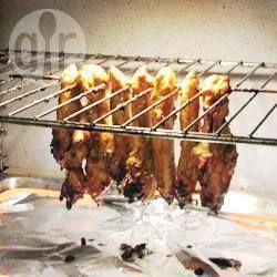 Kebabs de poulet à la Thaï