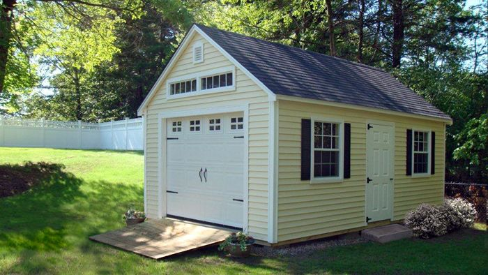 17 best images about reeds ferry potting sheds on for Garage pool house