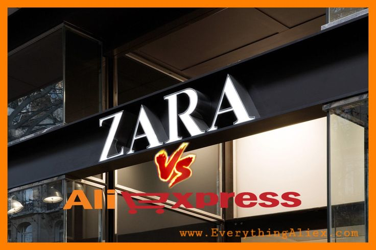 Zara vs AliExpress - The Look For Less