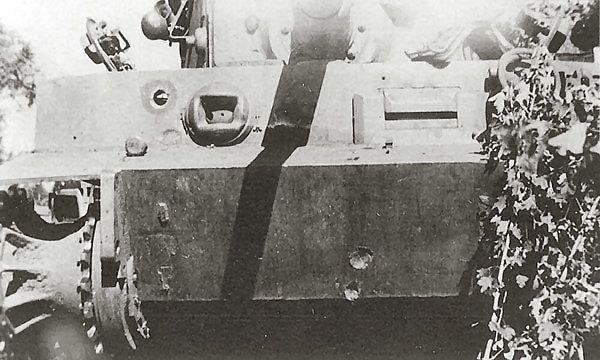 """Тяжелый танк Pz VI Ausf.H """"Тигр"""""""