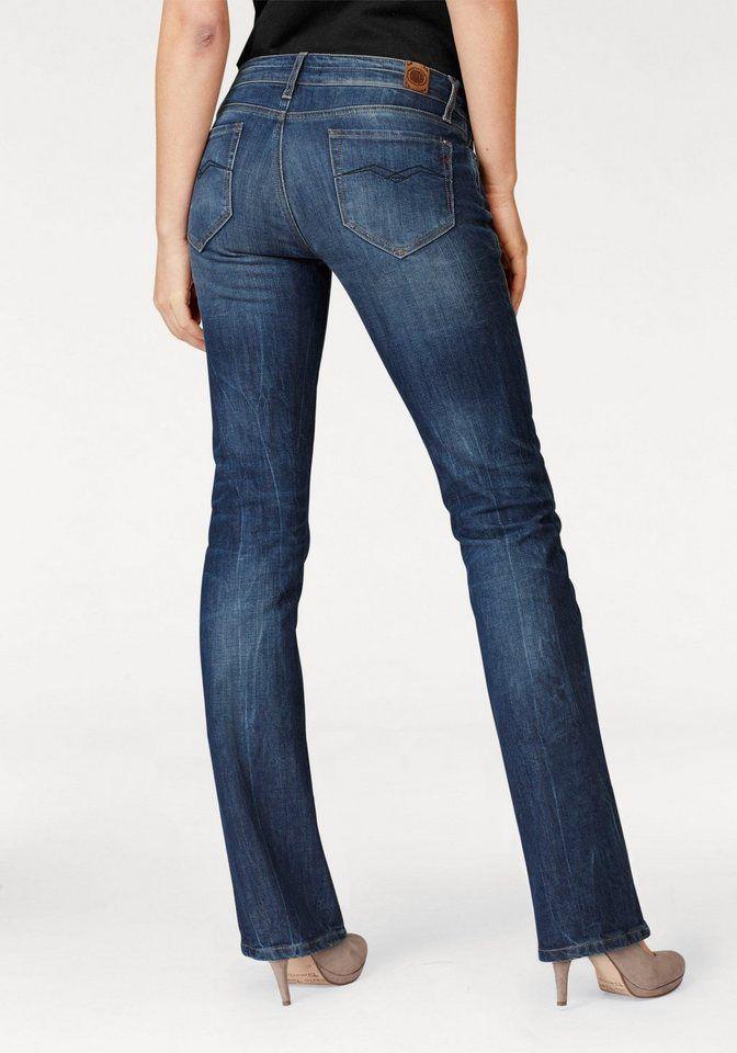 e708f9086b2f8 Replay Bootcut-Jeans »DOMINIQLI« im Trend Cropped in 2019 ...