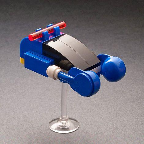 Microscale | Movie | Blade Runner Spinner | by Jay Mug http://www.jaymug.com/post/35015945125/lego-blade-runner-spinner
