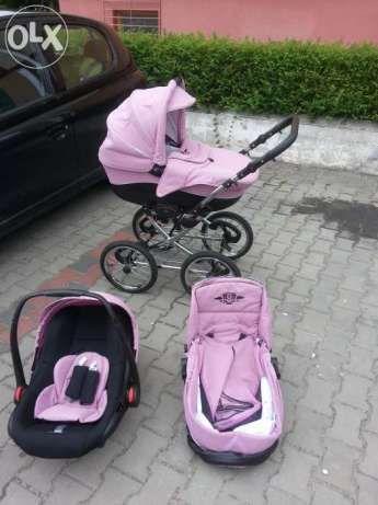 Wózek dziecięcy Bebetto Fabio 3w1 Zbąszyń - image 1