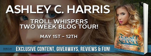 CELTICLADY'S REVIEWS: Troll Whispers by Author: Ashley C. Harris Spotlig...