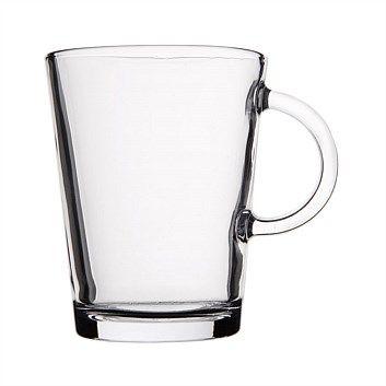 Glassware - Dining & Entertaining - Briscoes - Pasabahce Tribeca Mug 400ml Set of 2