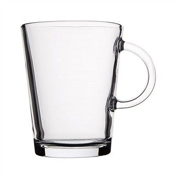 Glassware - Dining & Entertaining - Briscoes - Pasabahce Tribeca Mug 400ml Set of 2