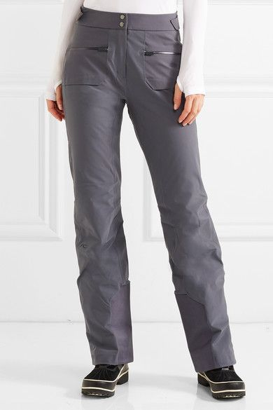 Kjus - Seduction Ski Pants - Dark gray - FR36