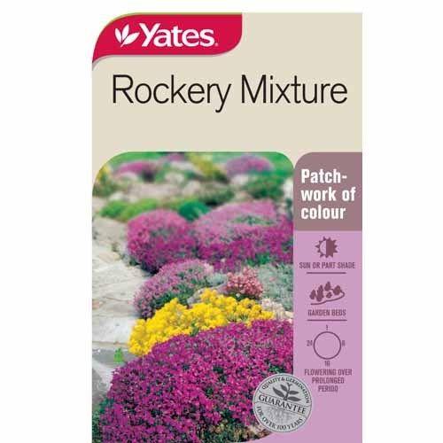 Seed Rockery Mix