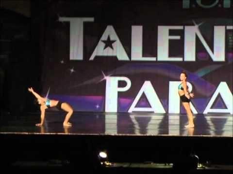"""Friction"" McKinsey & Jasmine at Talent On Parade nationals"