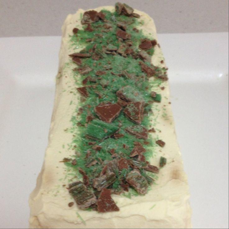 Chocolate Ripple Cake Recipe