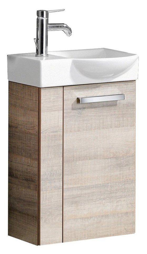 Häufig FACKELMANN Mini-Gäste-WC-Lösung »A-VERO«, Breite 45 cm, Tiefe 32 FZ58