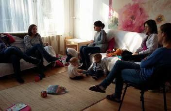gyerekzsivaj anyaklub 2017 január