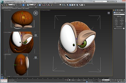 Coconut2D gets 3D!