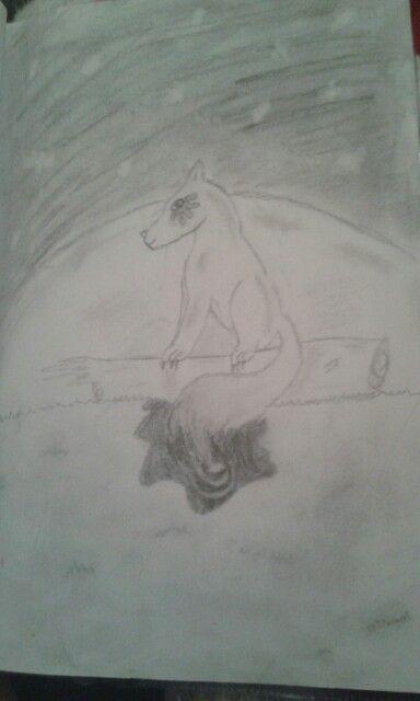 I drew this