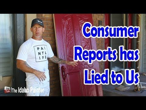 Why does Behr paint always have such high reviews on Consumer Reports when it is just an average paint? Is Consumer Reports a fraud? Home improvement tips, t...