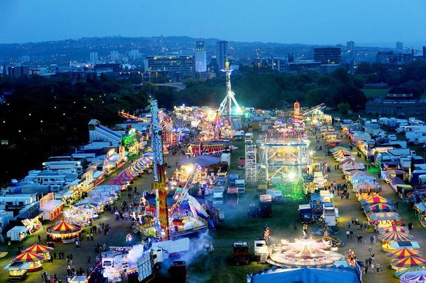 What time does the Hoppings 2014 start on Newcastle Town Moor? - Chronicle Live