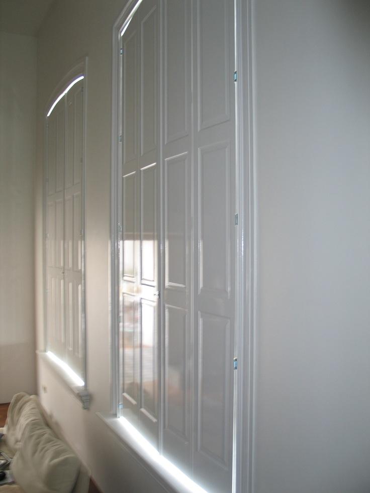 Binnenluiken binnenluiken pinterest - Decoratie binnen veranda ...