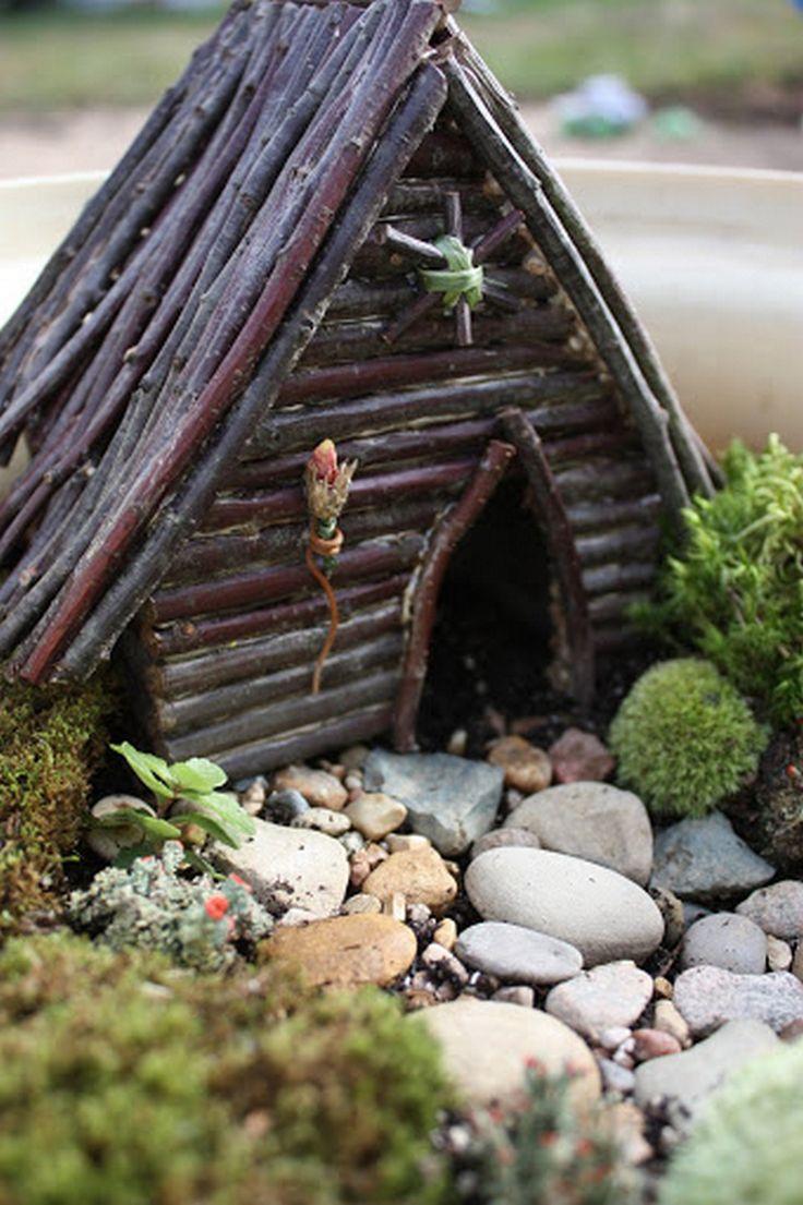 best fairy gardens images on pinterest fairies garden